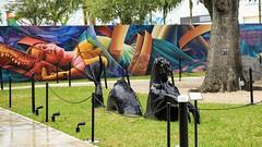 Wynwood walls Miami (SlKam) Tags: winwood graffiti sculpture