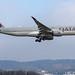 Qatar Airways Airbus A350-900; A7-AMF@ZRH;29.12.2019