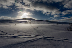 Snowy scene, Tromso (spottyscope2012) Tags: arctic ice landscape mountain norway tromso snow arcticcircle landscapes