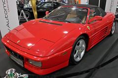 348 (Schwanzus_Longus) Tags: essen motorshow german germany modern car vehicle italy italian ferrari 348 cabrio cabriolet convertible