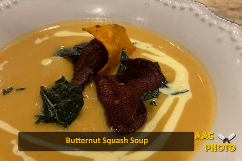 "Butternut Squash Soup • <a style=""font-size:0.8em;"" href=""http://www.flickr.com/photos/159796538@N03/49317935423/"" target=""_blank"">View on Flickr</a>"