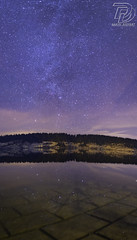 _A733241-Pano (DDPhotographie) Tags: ch vd ddphotographie labbaye lac lacdejoux lake lightpainting night nightscape nuit stars suisse switzerland wwwddphotographiecom étoiles cantonofvaud