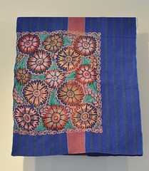 Zinacantan Maya Chiapas Chal Shawl Textiles Mexico (Teyacapan) Tags: maya weavings mexican chiapas cape chal flowers ropa clothing