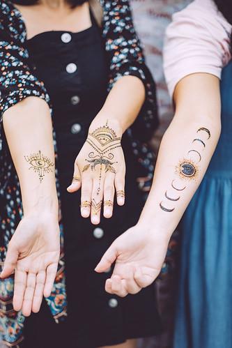 "Henna Day 6ta versión ""Plan B"""