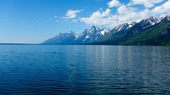 Jackson Lake - Grand Teton National Park (Curtis Lannom) Tags: grandteton nature nationalpark jackson vacation yellowstone nps wyoming teton