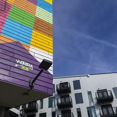 Kobra_DSC9735 (GmanViz) Tags: gmanviz color sonya6000 building architecture mural signature sky gravity franklinton columbus ohio art