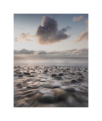 Reach (CaptureLight_71) Tags: trefor gwynedd llynpeninsula uk welsh shoreline beach sea weather warmtones picturesque sony seascape waves pebbles photography october 2019 autumn sunset water outside nature sky art clouds light landscape northwales longexposure zeiss