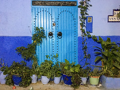 Blue City, Chefchaouene, Morocco, 摩洛哥 - Explore (cattan2011) Tags: exploringthemorocco traveltuesday travelbloggers travelphotography travelphoto travel doors buildings architecturephotography architecture landscapephotography landscape bluemorocco bluecity 摩洛哥 morocco chefchaouene