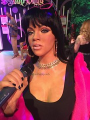 """Rihanna Wax Figure • <a style=""""font-size:0.8em;"""" href=""""http://www.flickr.com/photos/95217092@N03/49319455861/"""" target=""""_blank"""">View on Flickr</a>"""