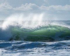 waves (apmckinlay) Tags: calendar instagram ocean waves alberniclayoquotregionaldistr britishcolumbia canada