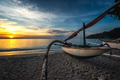 A Distant Dream (Anna Kwa) Tags: sunset nipahbeach boat moment lombok indonesia annakwa nikon d750 140240mmf28 my borderlines live light alive always seeing heart soul throughmylens life journey fate destiny travel world hollowcoves