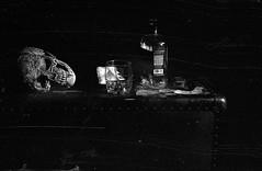Still Life - Film Rollei (Photo Alan back Feb 12) Tags: vancouver canada film blackwhite blackandwhite monochrome filmcamera filmscan filmrollei rollei rollei35