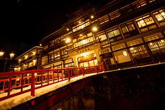 Ginzan Onsen (yukilanieve) Tags: onsen obanazawa yamagata night 温泉 山形 尾花沢 sony α7ii a7ii