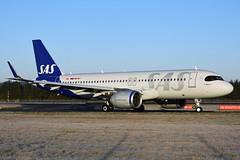 SE-ROY Airbus A320-251N EGPH 31-1219 (MarkP51) Tags: airport edinburgh plane airplane scotland nikon image aircraft edi airliner egph d7200 markp51 sunshine sunny nikon24120f4vr airbus a320 a320n a320251n seroy neo sk sas scandinavianairlines