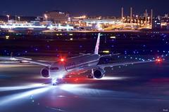 エアバスA350-900 Airbus A350-900 (ELCAN KE-7A) Tags: 日本 japan 東京 tokyo 羽田 haneda 国際 空港 international airport 飛行機 航空機 airplane airline 国際線 ターミナル terminal カタール qatar airways qr qtr エアバス airbus a350 350 900 ペンタックス pentax k3ⅱ 2019