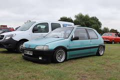 Peugeot 106 Escapade  N867HPP (Andrew 2.8i) Tags: haynes museum sparkford classic car cars classics breakfast meet show french hatch hatchback mini super supermini escapade 106 peugeot n867hpp