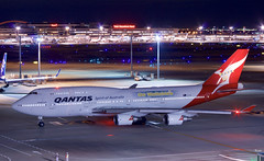 ボーイング747-400 Boeing 747-400 (ELCAN KE-7A) Tags: 日本 japan 東京 tokyo 羽田 haneda 国際 空港 international airport 飛行機 航空機 airplane airline 国際線 ターミナル terminal カンタス 航空 qantas airways qf qfa ボーイング boeing b747 747 400 ペンタックス pentax k3ⅱ 2019