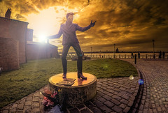 Fury In the Sun (Tony Shertila) Tags: england gbr liverpool unitedkingdom billyfury city clouds europe geo:lat=5340098498 geo:lon=299445988 geotagged merseyside singer sky statue tribute ©2019tonysherratt 20191116150240 gopro