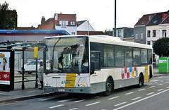 4861 241 (brossel 8260) Tags: belgique bus delijn brabant