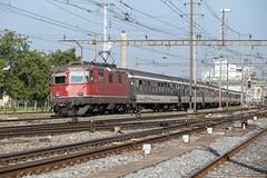 SBB Re 4/4 420 112 Pratteln (daveymills37886) Tags: sbb re 44 420 112 pratteln 11112 baureihe