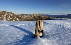 Vue sur l'Alsace depuis le Hohneck (Jean-Michel Bolle) Tags: vosges hohneck hiver neige paysage
