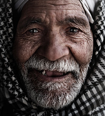 Street Portrait (Portraits By Karim) Tags: man documentary cairo colors faces face egypt egyptian eye eyes street professional white photographer portrait portraits art artistic aging portraitsbykarim
