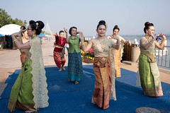 L1006503-1 (nae2409) Tags: dance local costume traditional ladies nakhonphanom thailand leica m10 summilux 35mm