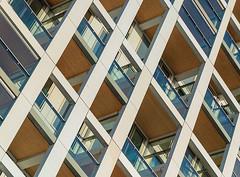 The grid living II (jefvandenhoute) Tags: belgië antwerp nieuwzuid nikond800 light wall windows