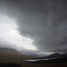 Dark Stormy Clouds over the Glencoe Hills