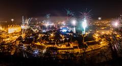 6N5A5732 (Matvok) Tags: krumau ceskykrumlov schlosskrumau firework feuerwerk happynewyear castle schloss stadt town czechrepublic czechia tschechien history moldau vltava