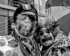 Philadelphia, 2020 (Alan Barr) Tags: philadelphia 2020 mummer newyear cigar costume mummersparade street sp streetphotography streetphoto blackandwhite bw blackwhite city people olympus em1ii