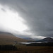 Stormy Clouds over the Glencoe Hills