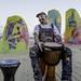 Muralista Alfredo Segatori - Exabrupto de Color  - La Mano - The Hand | 200102-1010950-jikatu