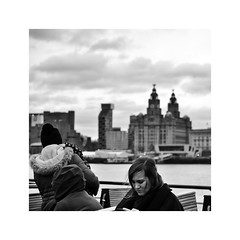 Next stop Liverpool (CJS*64) Tags: cjs64 craigsunter cjs blackwhite bw blackandwhite whiteblack whiteandblack mono monochrome liverpool merseyside daytripper