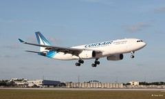 Airbus A330-200 (F-HBIL) Corsair International (Mountvic Holsteins) Tags: airbus a330200 fhbil corsair international mia miami airport