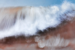 The Approaching Wave (Dave Hoefler) Tags: lakemichigan milwaukee waves motion water blur movement horizontal background wallpaper nature bodyofwater nopeople outdoors lakefront canoneos5dmarkiv canonef100400mmf4556lisusm