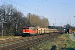Radbruch (Nils Wieske) Tags: niedersachsen radbruch kbs110 baureihe 155 db cargo güterzug train railway railroad eisenbahn bahn bahnhof