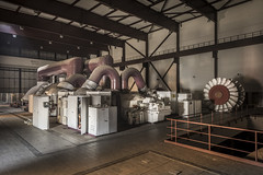 _DSC8714-HDR (Foto-Runner) Tags: urbex lost decay abandonné abandonned industry kraftwerk powerplant