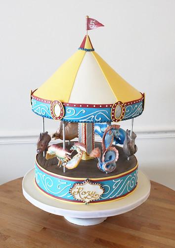 Greenway Carousel Cake