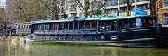 Glassboat restaurant, Bristol (ronmcbride66) Tags: bristol harbourside harboursidebristol restaurant glassboatrestaurant glassboat dining river avon dockside urban trees coth5