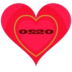 Wishing for More Love & Understanding in 2020 (soniaadammurray - On & Off) Tags: digitalart art myart visualart abstractart contemporaryart 2020 red love wish understanding global hsos smileonsaturday artchallenge text