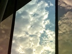 Muchas Nubes. ☁️☁️ (MariaTere-7) Tags: nwn parqueisrael lima perú maríatere7