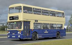 NOC600R West Midlands 6600 (martin 65) Tags: wmpte daimler leyland road transport public preserved preservation gaydon warwickshire motor museum festival vehicle vintage bus buses