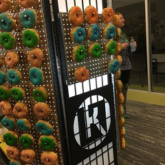 """Donuts • <a style=""""font-size:0.8em;"""" href=""""http://www.flickr.com/photos/186296875@N03/49323026328/"""" target=""""_blank"""">View on Flickr</a>"""