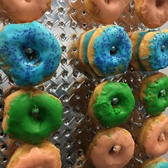 """Donuts • <a style=""""font-size:0.8em;"""" href=""""http://www.flickr.com/photos/186296875@N03/49323026678/"""" target=""""_blank"""">View on Flickr</a>"""