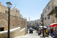 Bethlehem (Palestine) (My Wave Pics) Tags: bethlehem israel palestine religion christianity church east travel ancient middle architecture old god christ west holy jesus christian bank city historical orthodox saint tourism stone hill monastery christmas desert temple jerusalem archeology saba antique mountain sky mar greek panorama faith sabba house nativity palestinian town rock landmark sea pilgrim cross