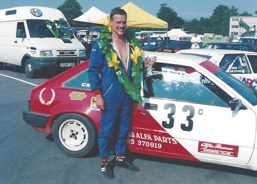 Shane Crumpler Class C Champion 99