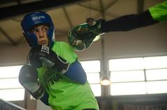 46683 - Dodge (Diego Rosato) Tags: criterium giovanile young little boxer piccolo pugile boxelatina boxe boxing pugileto nikon d700 tamron 2470mm rawtherapee ring match incontro punch pugno jab dodge schivata