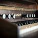 Keyboard Instrument Music Old Edited 2020