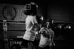 47018 - Dodge (Diego Rosato) Tags: boxe boxing pugilato boxelatina criterium giovanile young little boxer piccolo pugile nikon d700 tamron 2470mm rawtherapee bianconero blackwhite ring match incontro pugno punch dodge schivata